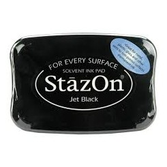 Staz On Black