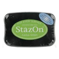 Staz On Cactus Green