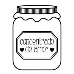 Sello Concentrado de Amor-Artemio