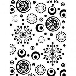 Retro Circles - Darice