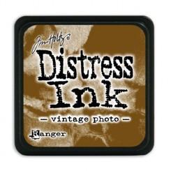 Mini Distress Vintage Photo