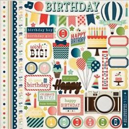 "Stickers ""It´s a celebration"""