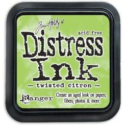 Distress Ink Citron