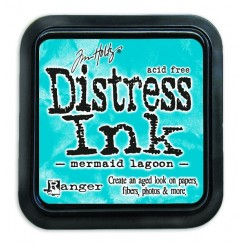 Distress Ink Lagoon