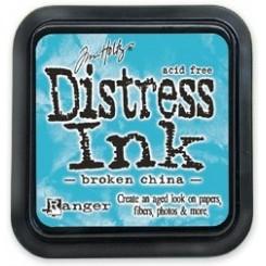 Distress Broken china