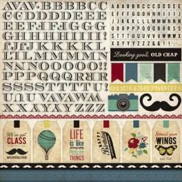 "Alpha Stickers ""Times & Seasons"""
