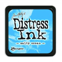 Distress Mini Salty Ocean