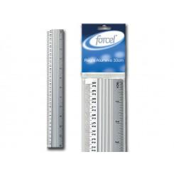 Regla Aluminio 30 cm y en pulgadas
