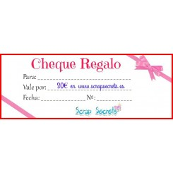 Vale Regalo 30€