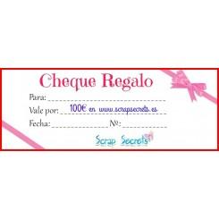 Vale Regalo 100€