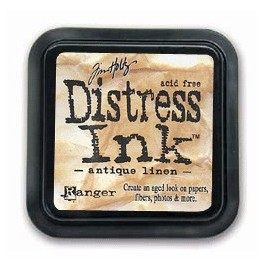 Antique Linen Distress Ink