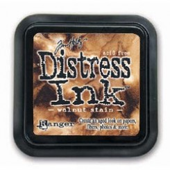 Tinta Distress Ink Walnut Stain