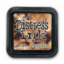 Distress Ink Walnut Stain