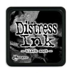 Distress MIni Black Soot