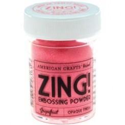 Pomelo Opaco - Polvos Zing! de American Crafts