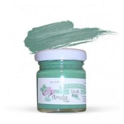Scrap Chalk Verde Hoja - Amelie