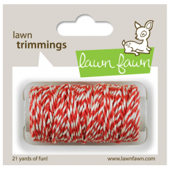 Trimming Peppermint - Lawn Fawn