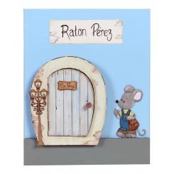 Puerta con Ratoncito Pérez