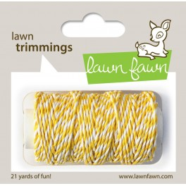 Trimming Lemon - Lawn Fawn