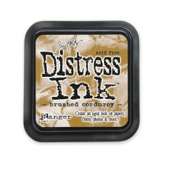 Tinta Distress Brushed Corduroy