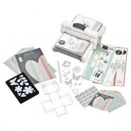 Big Shot Plus con Kit de iniciación - Sizzix