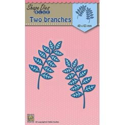Troqueles Two branches