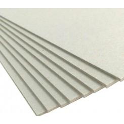 """Cartón contracolado gris 12"""" x 12"""" - 2 mm"""