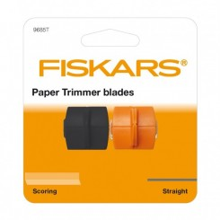 Recambio de cuchillas+plegadera Fiskars