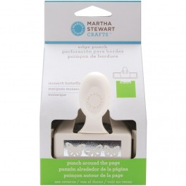 Borde Mariposa Monarca - Martha Stewart