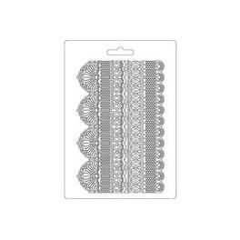Molde  Laces - Stamperia