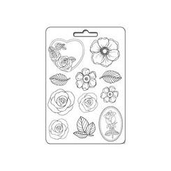 Roses - Stamperia