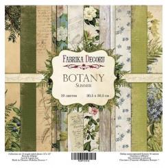 """Botany Summer 12"""" x 12"""" -Fabrika Decoru"""