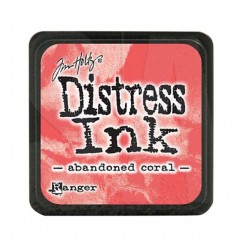 Distress mini ink abandoned coral