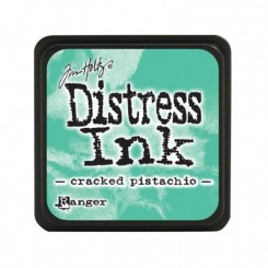 Distress mini ink cracked pistachio