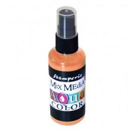 Aquacolor Orange Stamperia