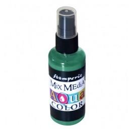 Aquacolor Dark green Stamperia