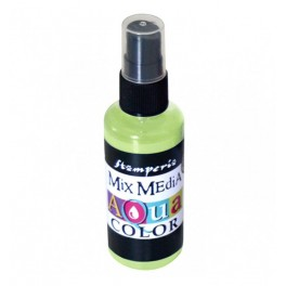 Aquacolor Lime Stamperia
