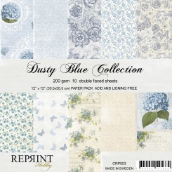 Dusty Blue - Reprint