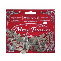 Metal Fantasy Nature - Stamperia