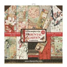Oriental Garden- Stamperia