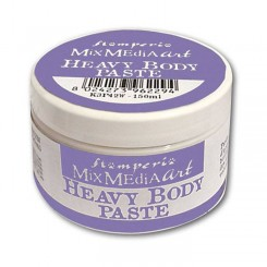 Heavy Body Paste - Stamperia