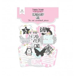 Scandi Baby Girl - Fabrika Decoru