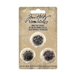 Mini brads - Idea-ology Tim Holtz