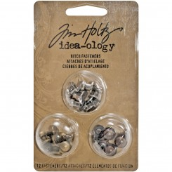 Brads Hitch Fasteners - Idea-ology Tim Holtz