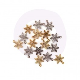 Christmas In The Country Snowflake - Prima Marketing