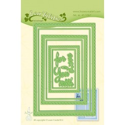 Postage Stamp Frames - Leane Creatief