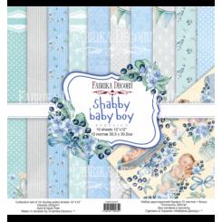 Colección Shabby Baby Boy Redesign