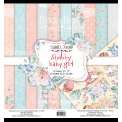 Colección Shabby Baby Girl Redesign - Frabrika Decoru