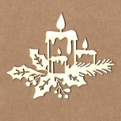 Velas navideñas - Kora