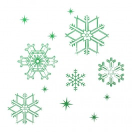 Snowflakes - Couture Creations